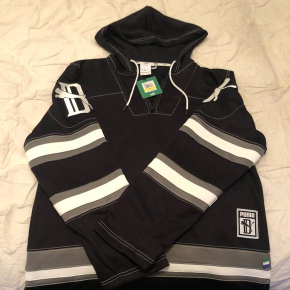 812f457e6d Puma x Big Sean Hockey Jersey NWT